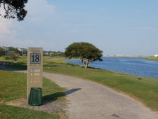 Brick-Landing-18th-Hole-Tee-Marker