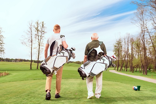 advantages of golf packages in Myrtle Beach