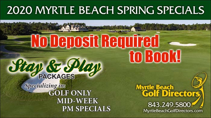 myrtle beach golf package